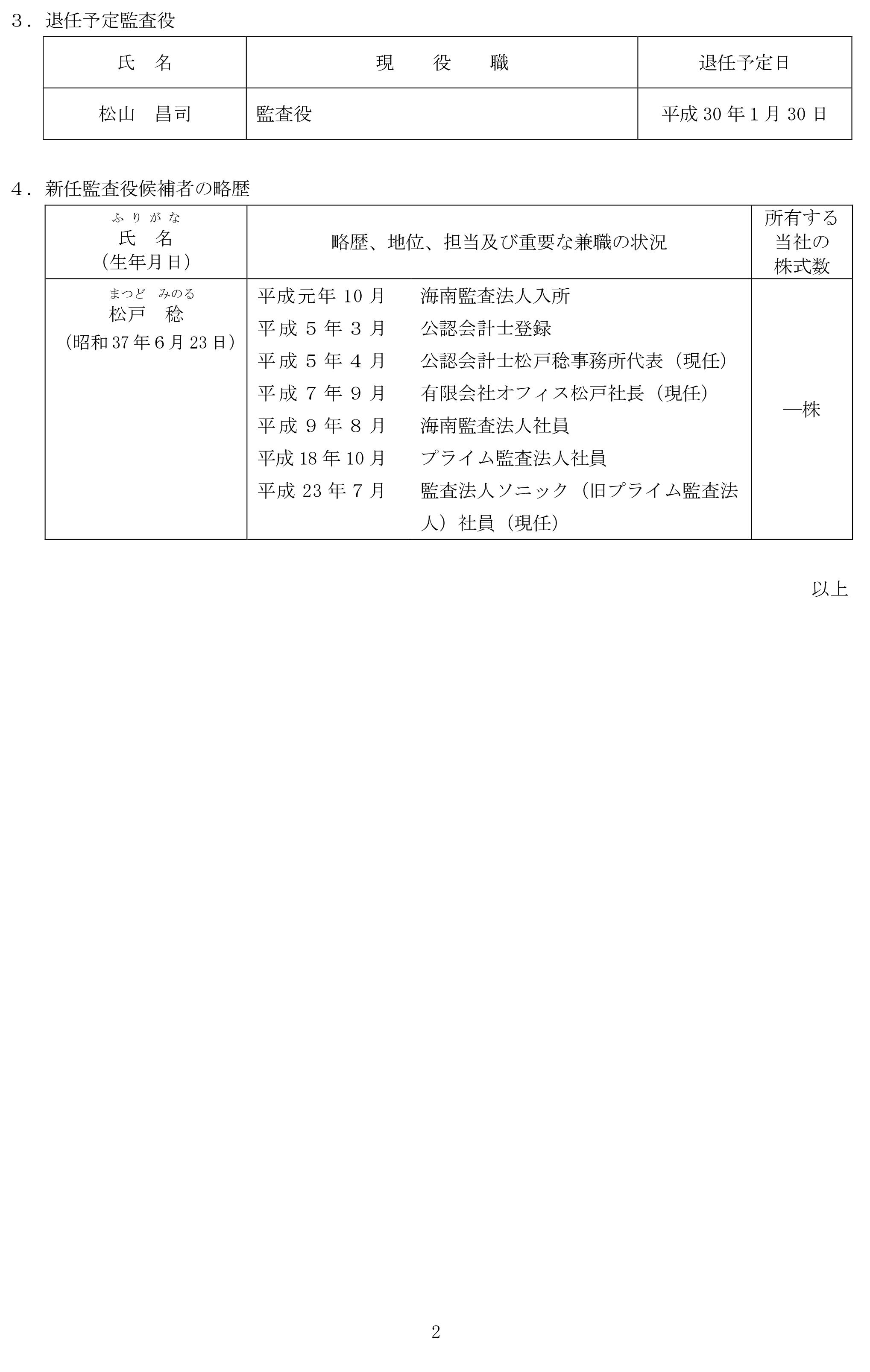 17-12-11役員人事に関するお知らせ-2